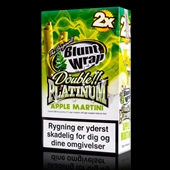 Blunt Wrap Platinum X2 - Apple/Martini