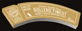 Rollers´ Finest Filtertips, KS Medium Gold, booklet
