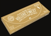 Rollers´ Finest Filtertips, KS Medium Gold, booklet Magnet Pack