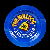 Bulldog - Ashtray Blue - Tin
