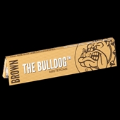 Bulldog - Paper Kingsize Slim Brown