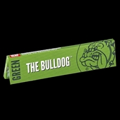 Bulldog - Paper Kingsize Slim Green Hemp