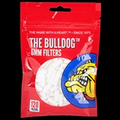 Bulldog - Acetate Filter 6 mm.