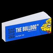 Bulldog - Filter Tips Blue