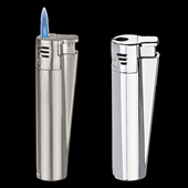 CLIPPER CP-11 Metal Elec Silver + gift box