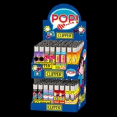 CLIPPER - Pop Art Duo Display 96 stk.