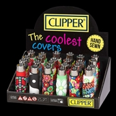 CLIPPER CP-11 Pop Covers Flowers Hippie