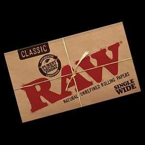 Raw Regular Double 100 stk