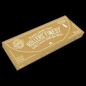 Rollers' Finest Filtertips, KS Medium Gold, booklet Magnet Pack