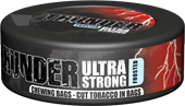 Thunder Frosted Ultra Strong Tobak i pose        Nyhed i Danmark