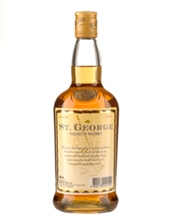St. George Whiskey, 70 cl.